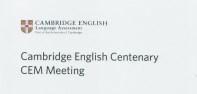 МИИЯ удостоен награды Экзаменационного департамента Кембриджского университета